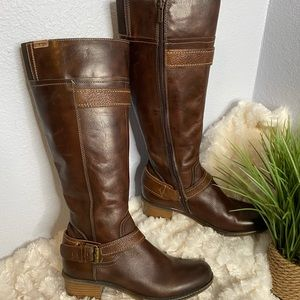 Pikolinos Leather riding  Boots size 39